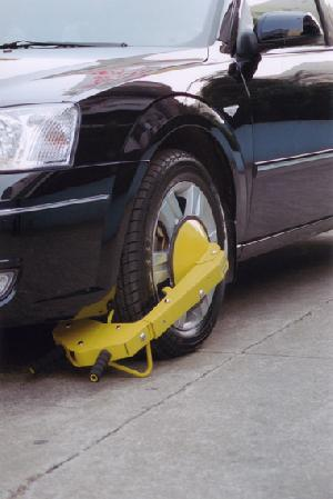 Car Tire Boot